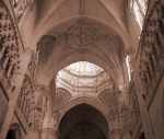 Everywhere you look (ceiling included), the architecture in these cathedrals is amazing.