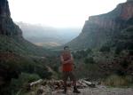 Climbing the Grand Canyon...LIKE A BOSS!
