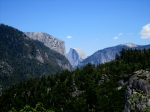 Half Dome from afar.